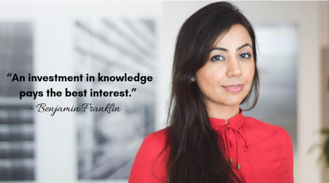 What I learnt from my mentors